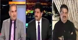 Hamid Mir Show (Kia Pervez Musharraf Ka Trial Hoga) – 25th September 2018