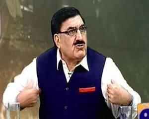 Hamid Mir Special Program on Geo News - 22nd September 2013