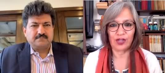 Hamid Mir Talks on Indian Youtube Channel About PDM Movement in Pakistan