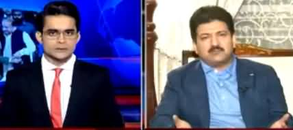 Hamid Mir Telling The Detail of Fight Between Nawaz Sharif And Asif Zardari