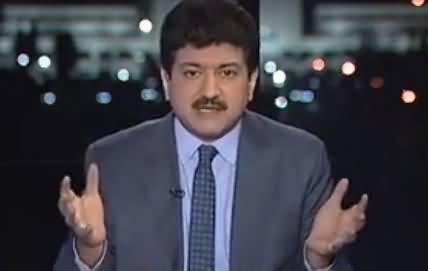 Hamid Mir Telling What Raza Rabbani Said To Journalist In Press Club