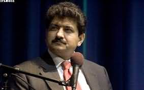 Hamid Mir Tweets Regarding CCTV Cameras From Where Geo Reporter Ali Imran Gone Missing