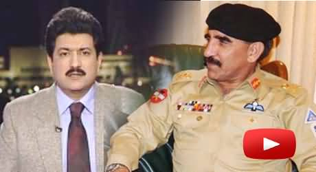 Hamid Mir Warns Pakistani Intelligence Agencies To Stay in Their Limits