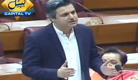 Hammad Azhar Tells in Assembly What They Are Doing to Revive Economy