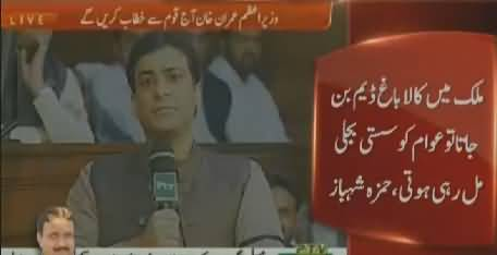 Hamza Shahbaz´s Speech in Punjab Assembly after Defeat