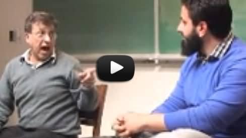 Hamza Tzortzis (Muslim) and Pervez Hoodbhoy (Athiest) Debate on Religion and Rationality