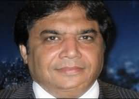 Hanif Abbasi's Son Arrested For Stealing Traffic Cones
