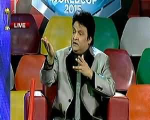Har Lamha Pur Josh (Cricket World Cup Special) – 26th February 2015