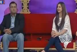 Har Lamha Purjosh (Actress Noor Bukhari) – 4th March 2017