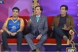 Har Lamha Purjosh (Ali Raza And Hamayun Mehboob) – 25th February 2017