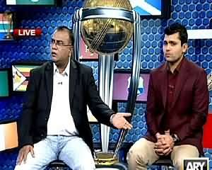 Har Lamha Purjosh (Cricket World Cup Special) – 12th March 2015