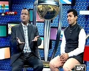 Har Lamha Purjosh (Cricket World Cup Special) – 13th March 2015
