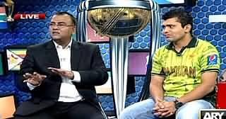 Har Lamha Purjosh (Cricket World Cup Special) – 15th March 2015
