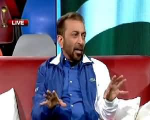 Har Lamha Purjosh (Cricket World Cup Special) – 1st March 2015