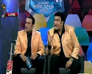 Har Lamha Purjosh (Cricket World Cup Special) – 21st February 2015