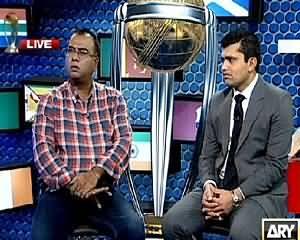Har Lamha Purjosh (Cricket World Cup Special) – 21st March 2015