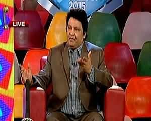 Har Lamha Purjosh (Cricket World Cup Special) – 23rd February 2015