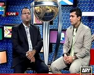Har Lamha Purjosh (Cricket World Cup Special) – 26th March 2015