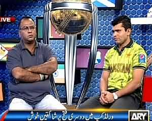 Har Lamha Purjosh (Cricket World Cup Special) – 4th March 2015