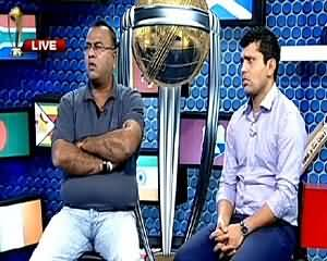 Har Lamha Purjosh (Cricket World Cup Special) – 9th March 2015