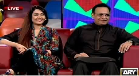 Har Lamha Purjosh (Cricket World Cup Special) – 24th March 2015