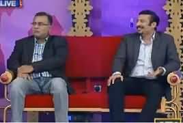 Har Lamha Purjosh (Guest: Faisal Sabzwari) – 23rd February 2017