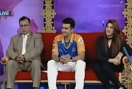 Har Lamha Purjosh (Guest: Sana) – 3rd March 2017