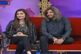 Har Lamha Purjosh (Numan Javed And Janan Malik) – 2nd March 2017