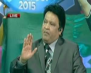 Har Lamha Purjosh (Pak India Match Special) – 14th February 2015