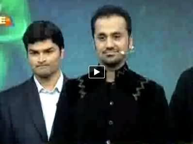 Har Lamha Purjosh (Pak Vs India T-20 Cricket Special) - 20th March 2014