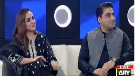 Har Lamha Purjosh (PSL 6 | Faisal Mumtaz Rao Qnd Nadia Khan) - 8th June 2021