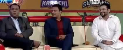 Har Lamha Purjosh (PSL Season Three) - 16th March 2018