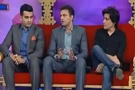 Har Lamha Purjosh  (Tanveer Ahmad, Sahir Lodhi) – 27th February 2017