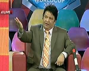 Har Lamha Purjosh (World Cup Special) – 16th February 2015