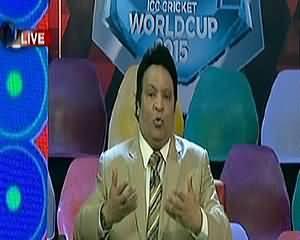 Har Lamha Purjosh (World Cup Special) – 18th February 2015