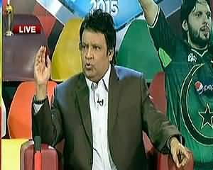 Har Lamha Purjosh (World Cup Special) – 28th February 2015