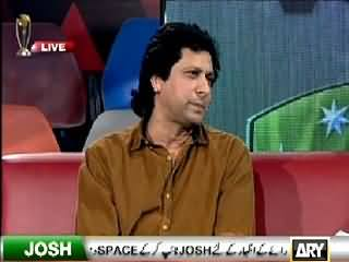 Har Lamha Purjosh (World Cup Special) – 28th March 2015