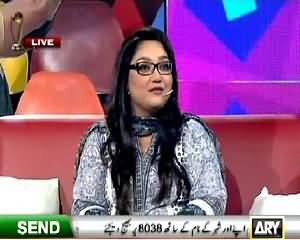 Har Lamha Purjosh (World Cup Special) – 3rd March 2015
