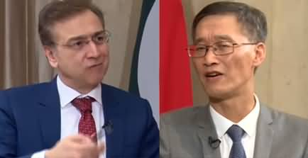 Hard Talk (Chinese Ambassador Yao Jing Interview) - 10th September 2020