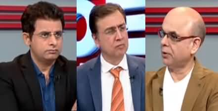 Hard Talk Pakistan (Agenda of Fazlur Rehman's March?) - 17th October 2019