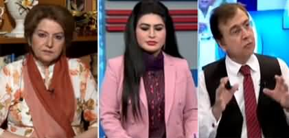 Hard Talk Pakistan (Agenda of Fazlur Rehman's March) - 28th October 2019