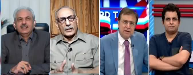 Hard Talk Pakistan (Aik Baar Phir Deal Ki Baazgasht) - 1st September 2019