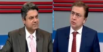 Hard Talk Pakistan (All Parties Passed Army Act Amendment) - 7th January 2020