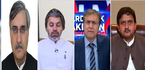 Hard Talk Pakistan (Chairman Senate Election) - 9th March 2021