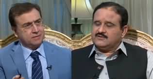 Hard Talk Pakistan (CM Usman Buzdar Exclusive Interview) - 2nd October 2019