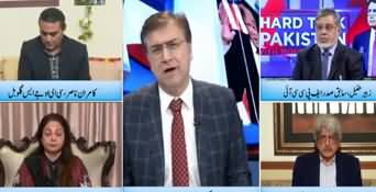 Hard Talk Pakistan (Coronavirus & Pakistan's Economy) - 19th March 2020