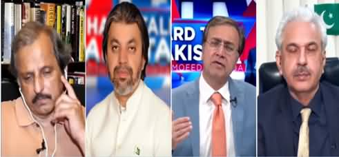 Hard Talk Pakistan (DG ISI Appointment Issue) - 12th October 2021