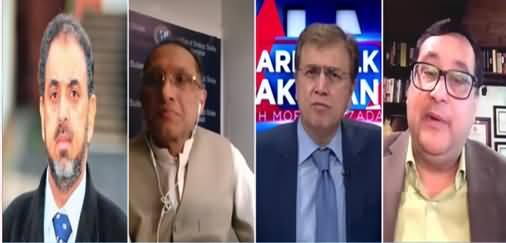 Hard Talk Pakistan (How Can Pakistan Help Palestine) - 18th May 2021