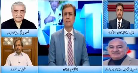 Hard Talk Pakistan (Imran Khan's Clear Message to Modi) - 13th September 2019