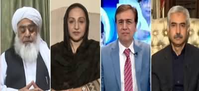 Hard Talk Pakistan (Is Govt Afraid of PTI's Azadi March?) - 21st October 2019